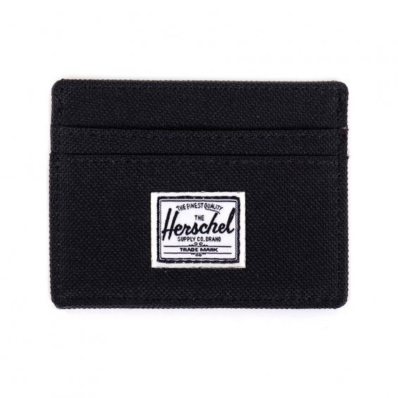 Herschel Supply Charlie, Black