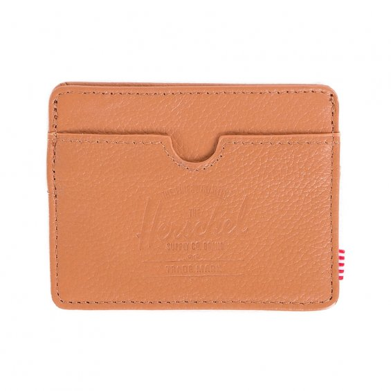 Herschel Supply Charlie Leather, Tan