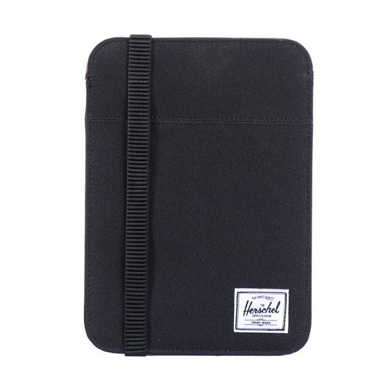Herschel Supply Cypress Ipad Mini Sleeve, Black