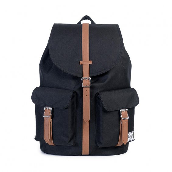 Herschel Supply Dawson, Black Tan
