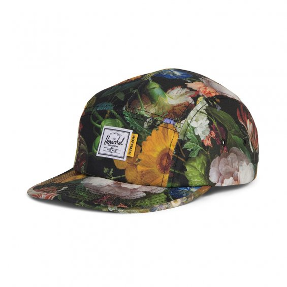 Herschel Supply Glendale Cap, Fall Floral