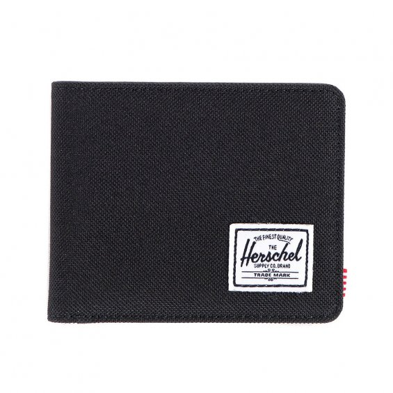 Herschel Supply Hank Wallet, Black