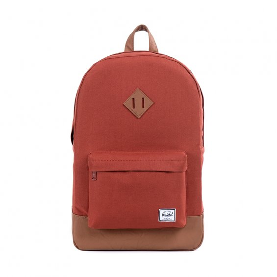 Herschel Supply Heritage Backpack, Rust