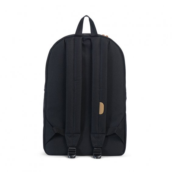 Herschel Supply Heritage, Black Rubber Gum