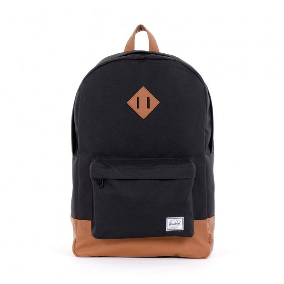 Herschel Supply Heritage, Black Tan