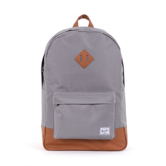 Herschel Supply Heritage, Grey Tan