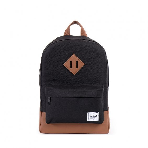 Herschel Supply Heritage Kids, Black Tan