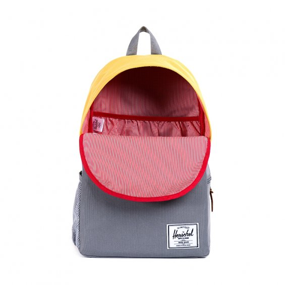 Herschel Supply Jasper, Grey Sunsoaked