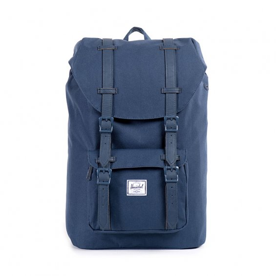 Herschel Supply Little America Mid-Volume, Navy Navy