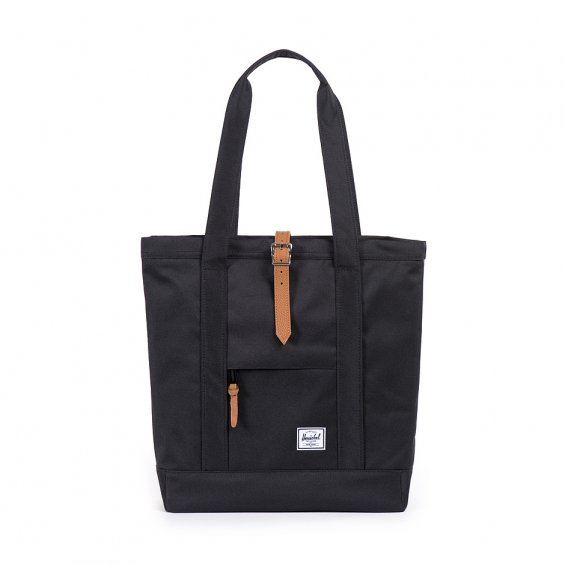 Herschel Supply Market Tote, Black