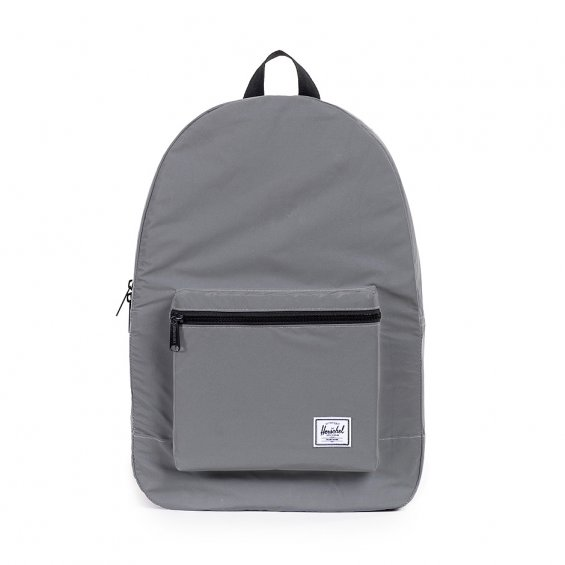 Herschel Supply Packable Daypack, Silver Reflective