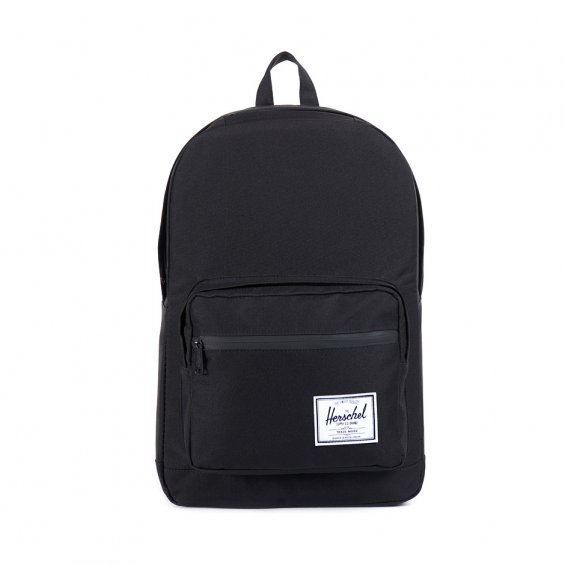 Herschel Supply Pop Quiz, Black Black