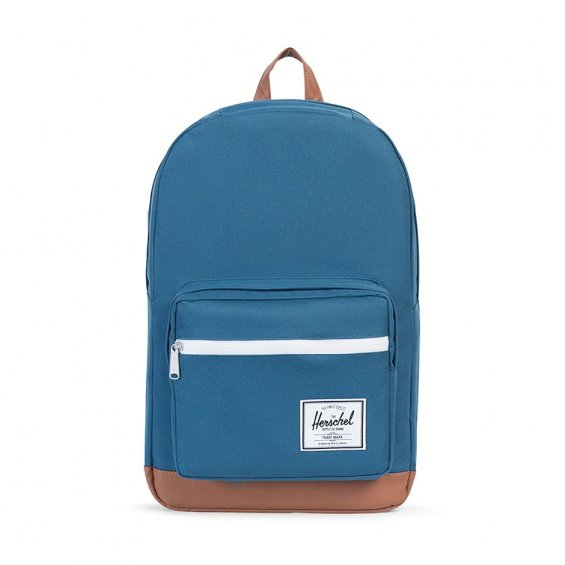 Herschel Supply Pop Quiz, Indian Teal Tan