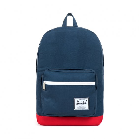 Herschel Supply Pop Quiz, Navy Red