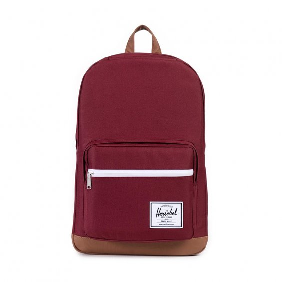 Herschel Supply Pop Quiz, Windsor Wine Tan PU