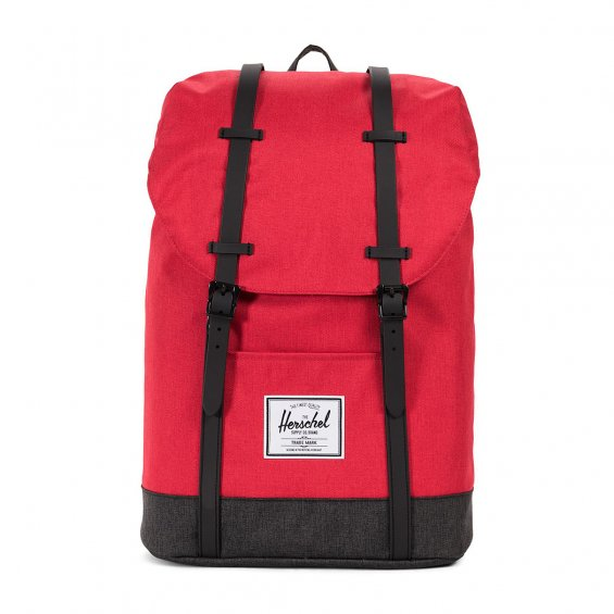 Herschel Supply Retreat Backpack, Barbados Cherry Cross H