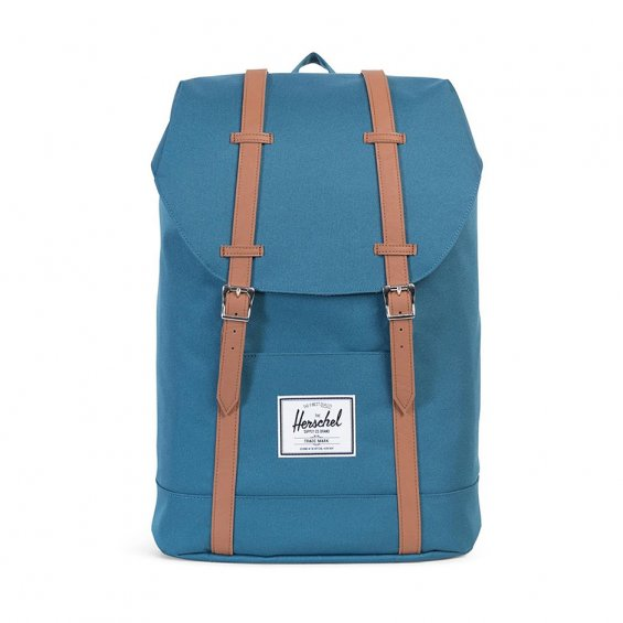 Herschel Supply Retreat, Indian Teal Tan