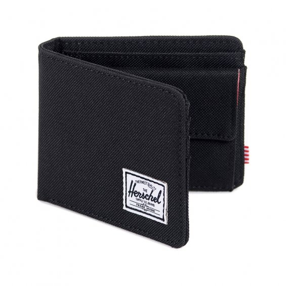 Herschel Supply Roy Coin, Black