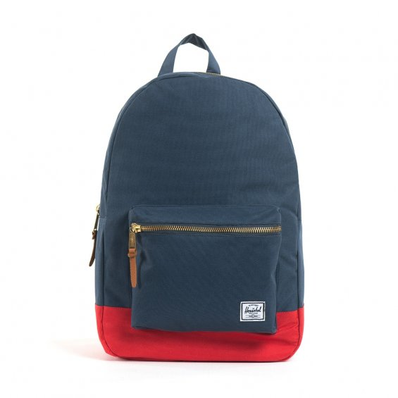 Herschel Supply Settlement Backpack, Red/Navy