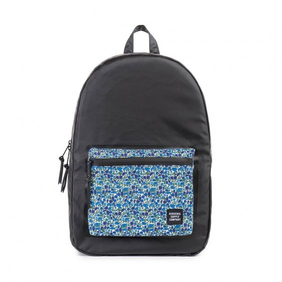 Herschel Supply Settlement Liberty, Black Petal