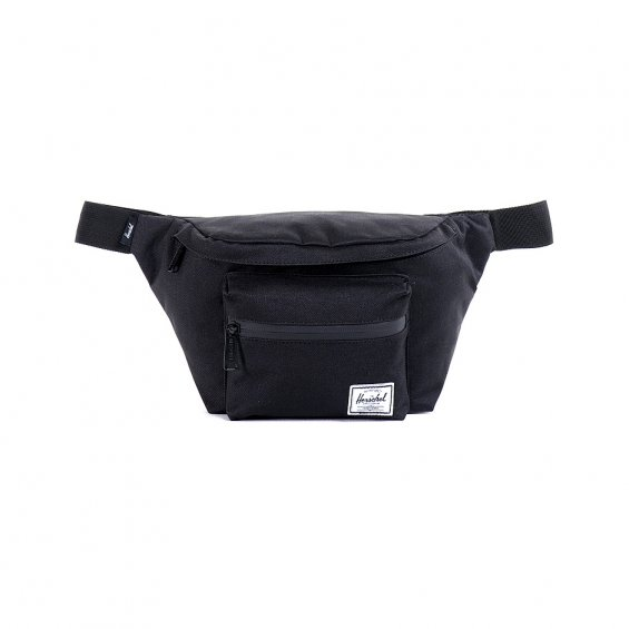 Herschel Supply Seventeen Hip Pack, Black Black