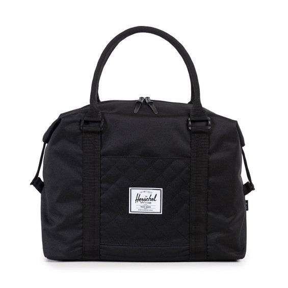 Herschel Supply Strand Quilted, Black