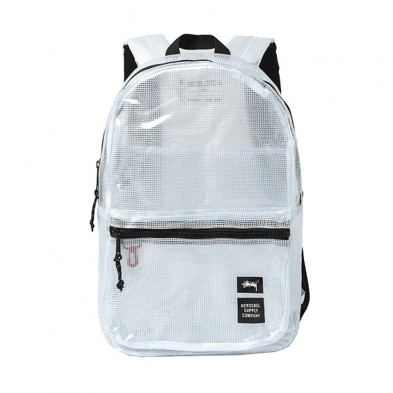 Herschel Supply x Stussy Lawson SP16, Clear