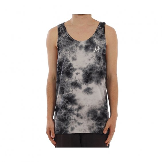 HUF Crystal Wash Tank, Black