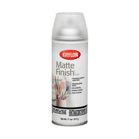 Krylon Matte Finish 400ml