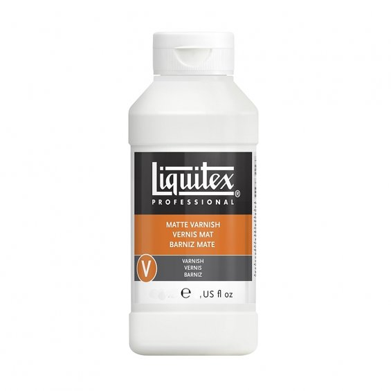 Liquitex Matte Varnish 118ml