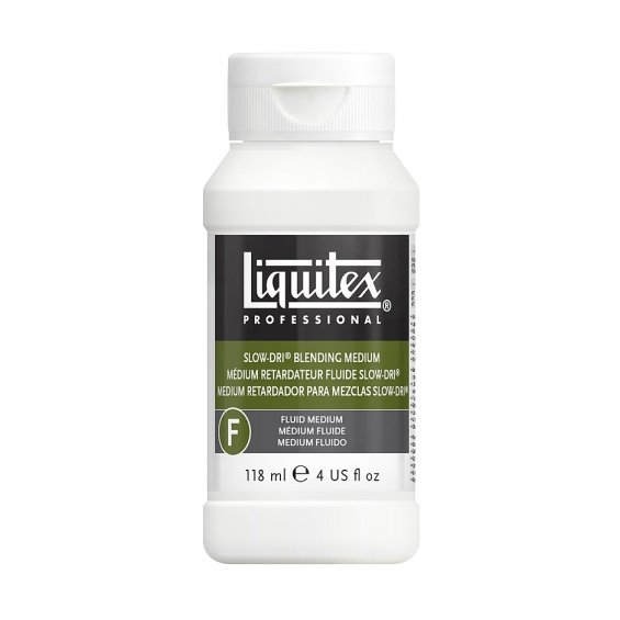 Liquitex Slow-Dri Blending Medium 118ml