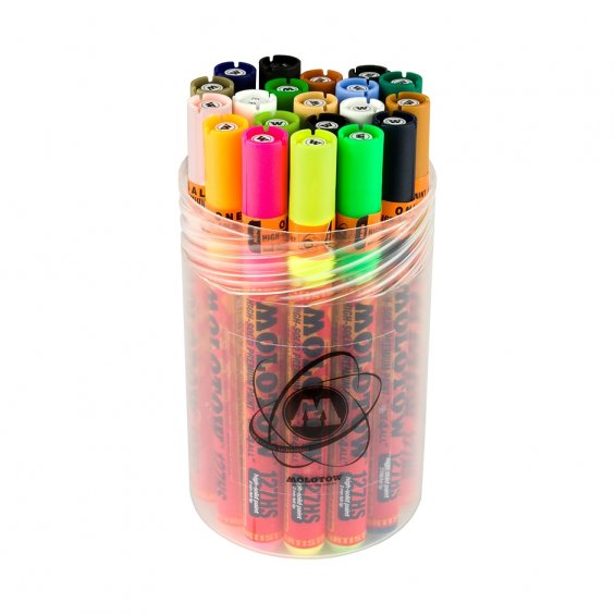 Molotow ONE4ALL 127HS Main Kit 2