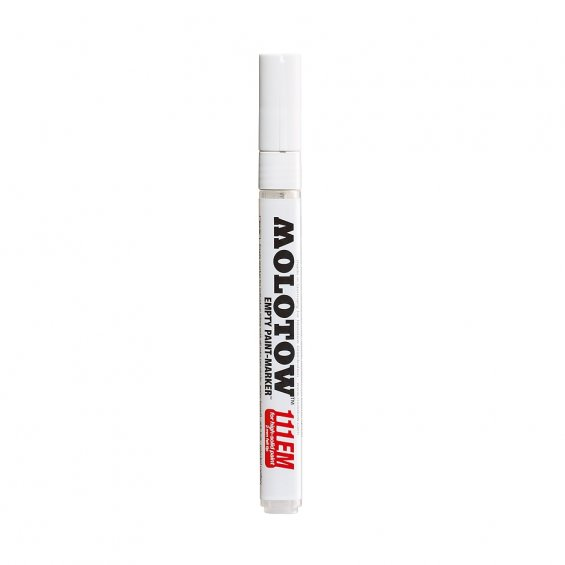Molotow ONE4ALL Empty Marker 111EM (2mm)