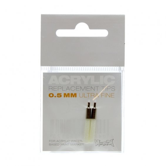 Montana Acrylic Replacement Tip - 0.5mm (2-pack)