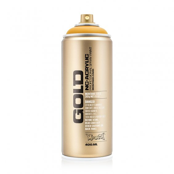 Montana GOLD 400ml sprayfärg