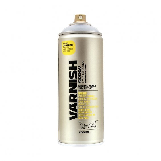 Montana Tech T1000 Varnish gloss 400ml