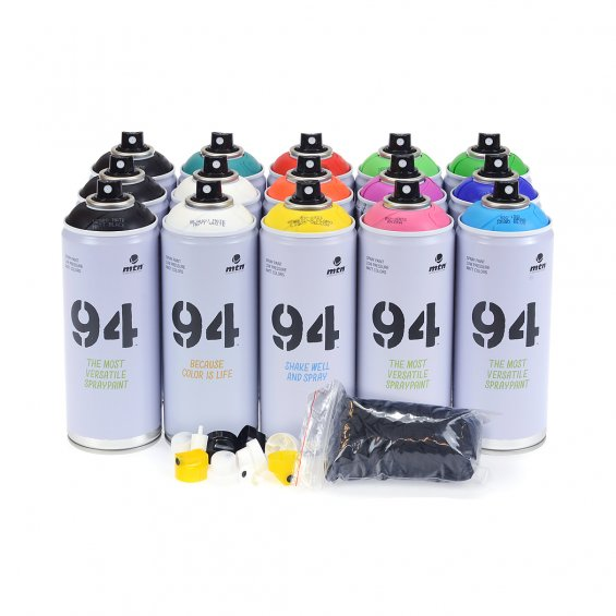 MTN 94 Colour Pack 15, Set A
