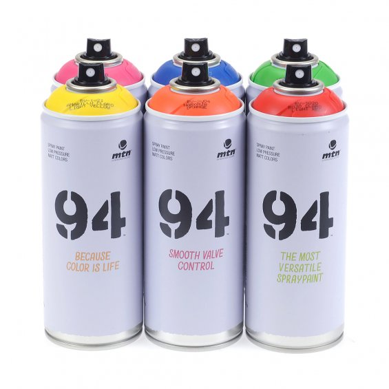 MTN 94 Colour Pack 6