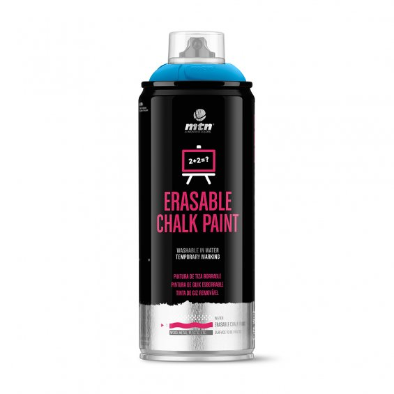 Underbar Temporär kritspray MTN Chalk Spray 400ml | Highlights TM-66