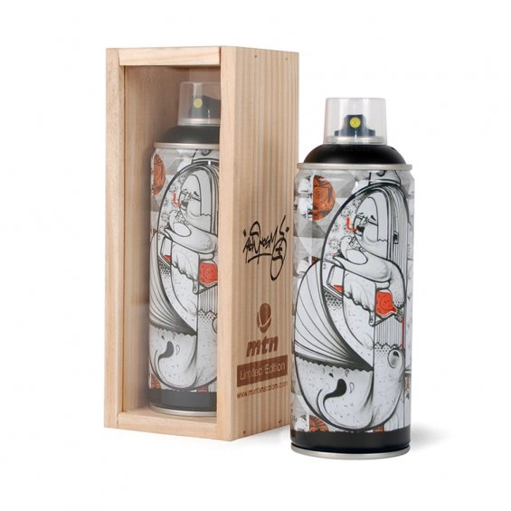 MTN Limited Edition 400ml - How & Nosm