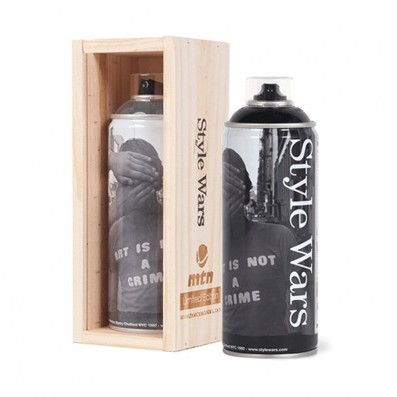 MTN Limited Edition 400ml - Style Wars
