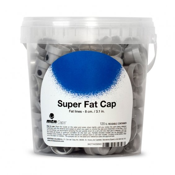 MTN Super Fat Cap - Big Pack 120