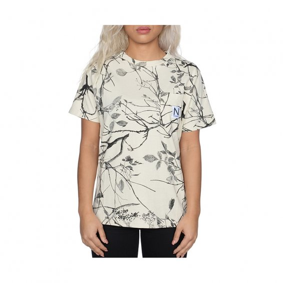 New Black Branch Tee, Sand