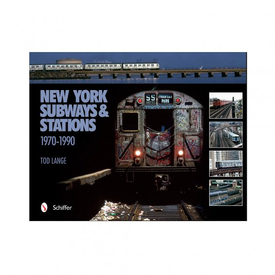 New York Subways and stations book