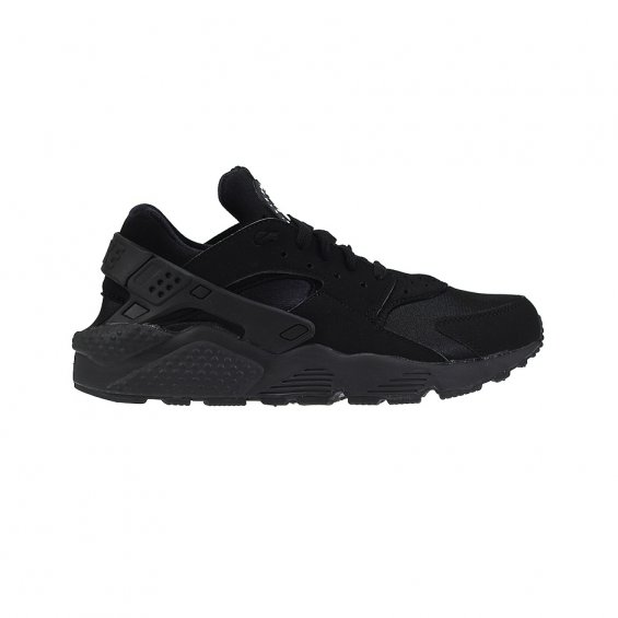 Nike Air Huarache ( 318429-003 ), Black Black White