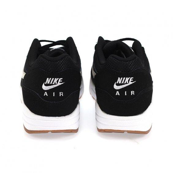 ef0567d8dad Nike Air Max 1 Essential ( 537383-026 ), Black L Bone White   Highlights
