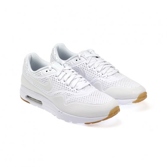 best sneakers f6b36 ea44a Nike Air Max 1 Ultra Moire ( 705297-111 ), White White  High