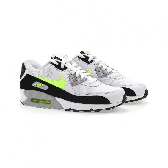 super popular 8f40d cb09b ... uk nike air max 90 essential 537384 118 white volt 0e4d4 68867
