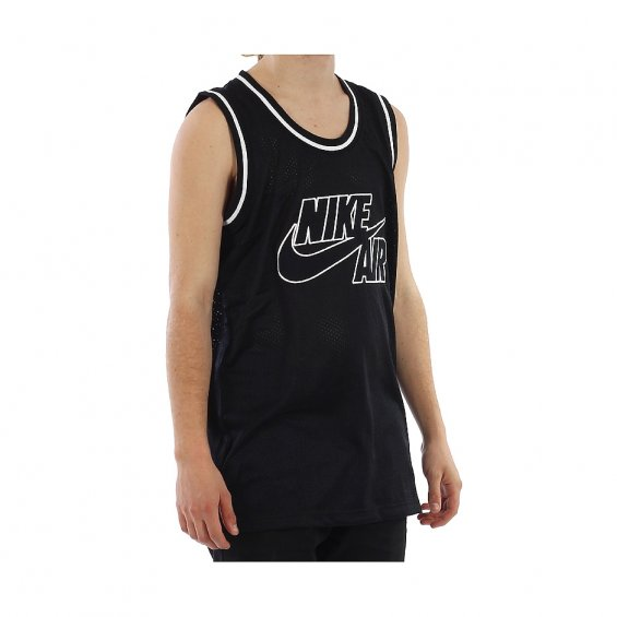 Nike BB Retro Jersey, Black
