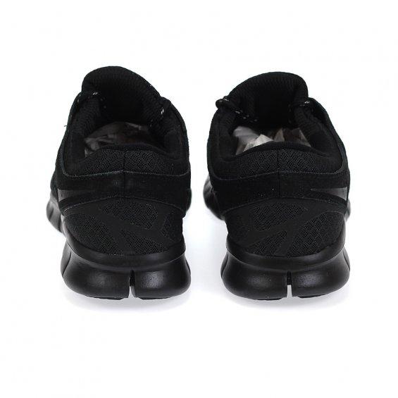online store 11159 c76be Nike Free Run 2 ( 537732-020 ), Black Black   Highlights